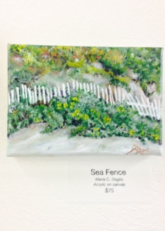 Sea Fence at Crystal Cove