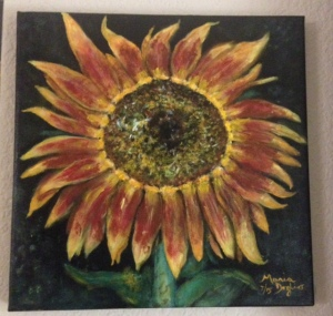 Sunflower 7-15